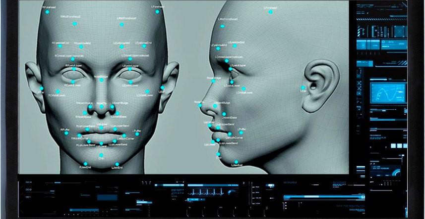 Algoritmo de reconocimiento facial recientes han podido utilizar sensores 3D