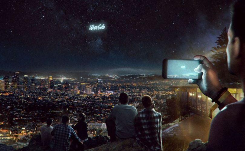 StartRocket acaba de revelar planes para usar enjambres de pequeños satélites que reflejan la luz para crear vallas publicitarias en el espacio