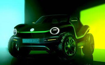 buggy eléctrico