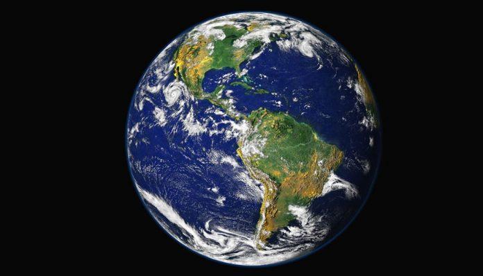El campo electromagnético del planeta