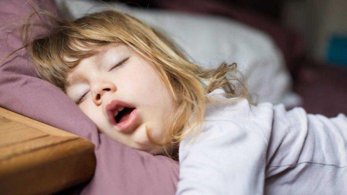 Daño cognitivo que sufren los niños con apnea del sueño
