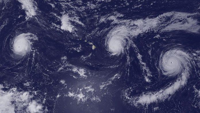 El nombre de los huracanes ¿Quién los elige?