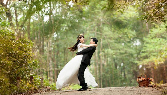 Los matrimonios