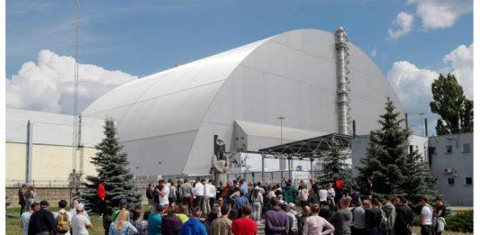 Chernobyl actualmente