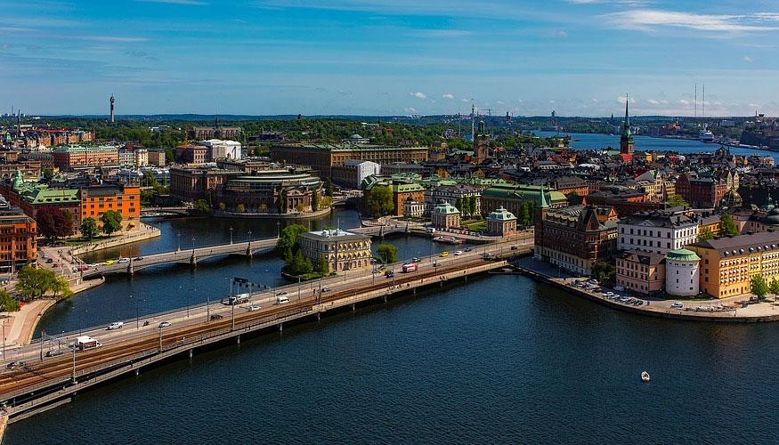 Estocolmo Ciudad sostenible