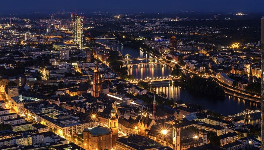 Frankfurt ciudades sostenibles