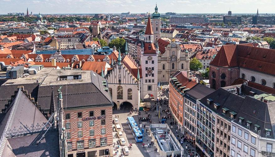 Munich ciudad sostenible