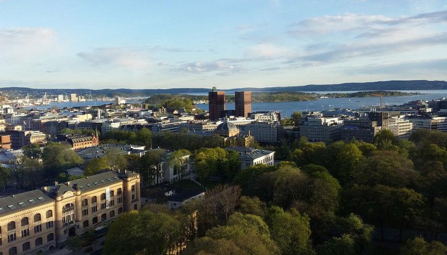 Oslo ciudades sostenibles
