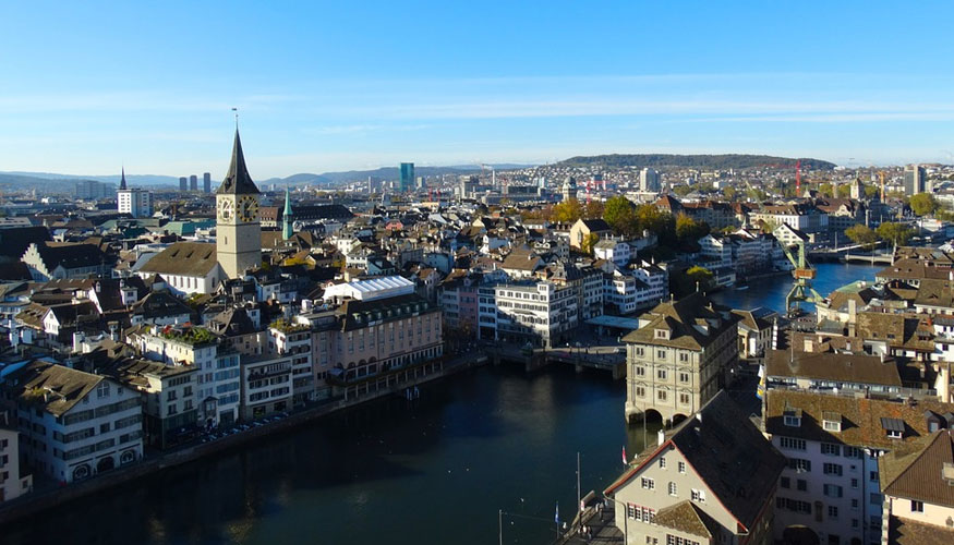 Zurich ciudades sostenibles