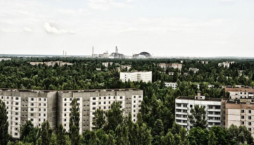 que paso en Chernobyl