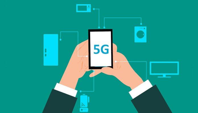 redes móviles 5g