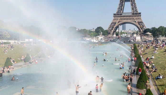 ola de calor Europa 2019