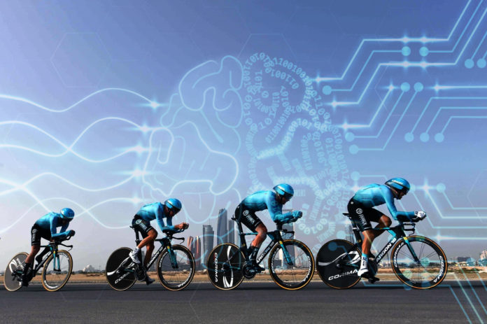 Inteligencia Artificial en el ciclismo