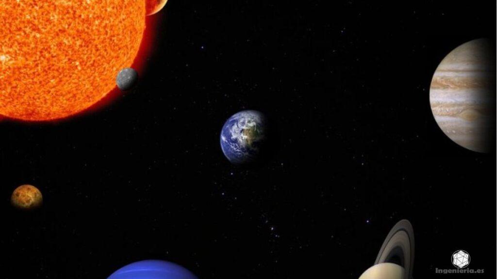 Teoría Nebular, Sistema Solar