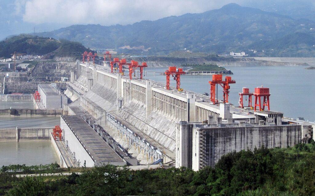 Grandes obras de ingeniería hidráulica - las tres gargantas