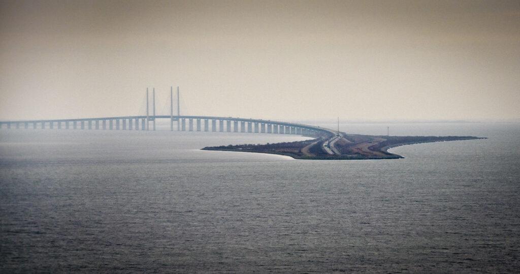 El puente túnel de Øresund