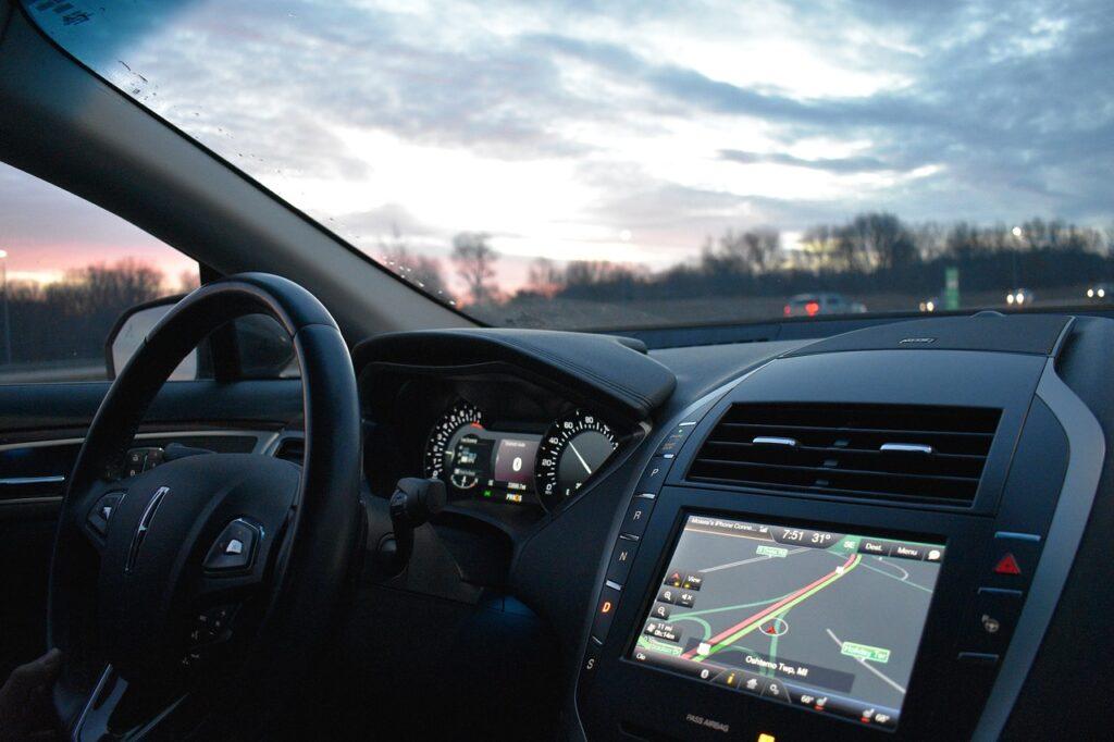 Sistema de gestión con GPS