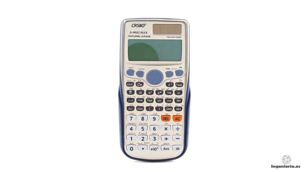 calculadora para estudiantes de ingeniería