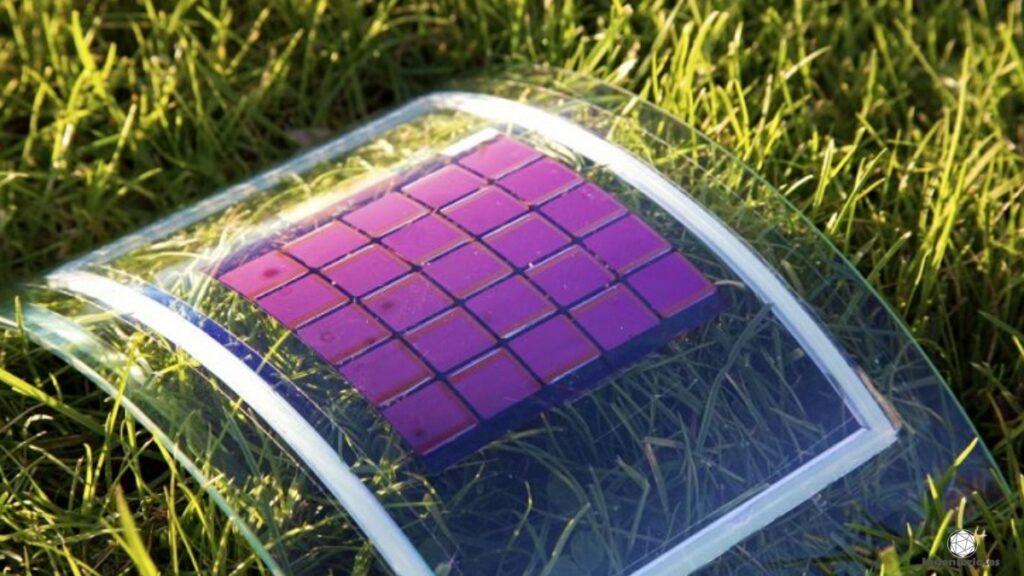 celular solares orgánicas
