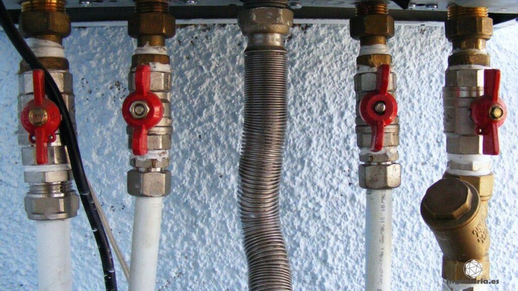 como instalar un sistema de calefacción central