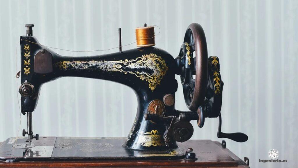 historia de la maquina de coser singer