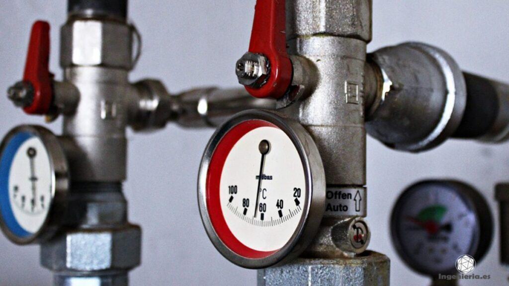 tipos de sistemas de calefacción central