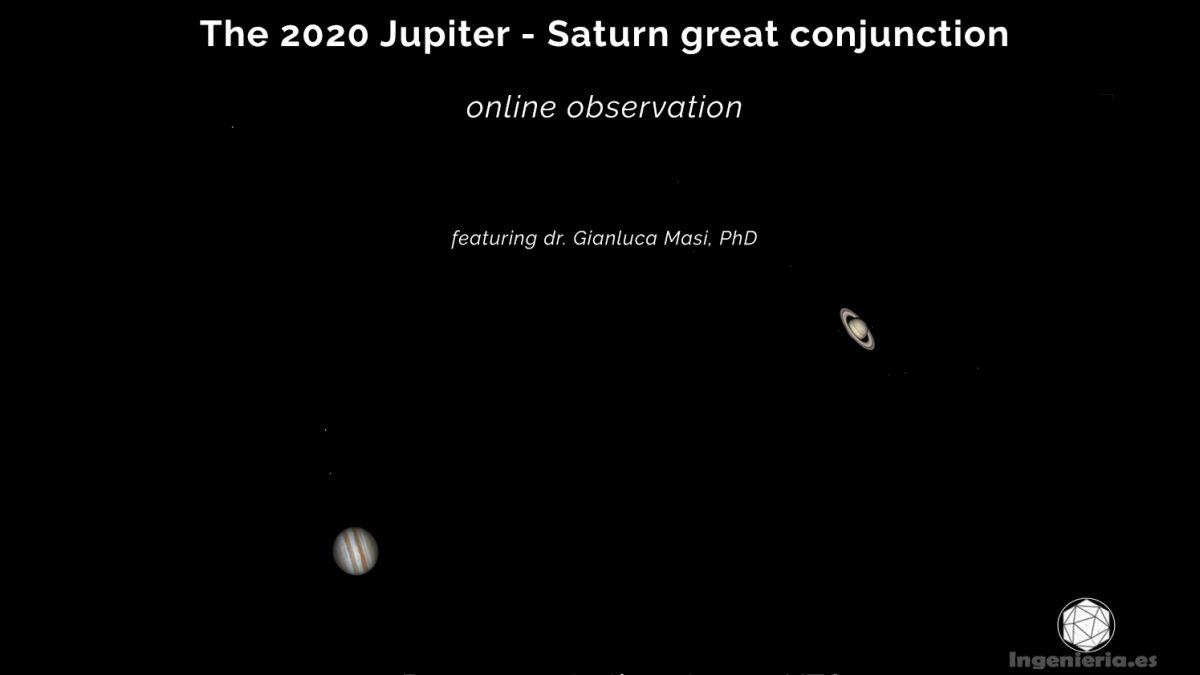 gran conjunción planetaria