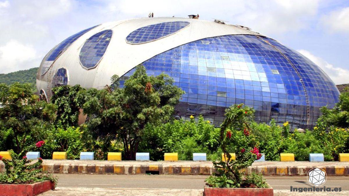 diseños arquitectónicos de vanguardia Edificio infosys