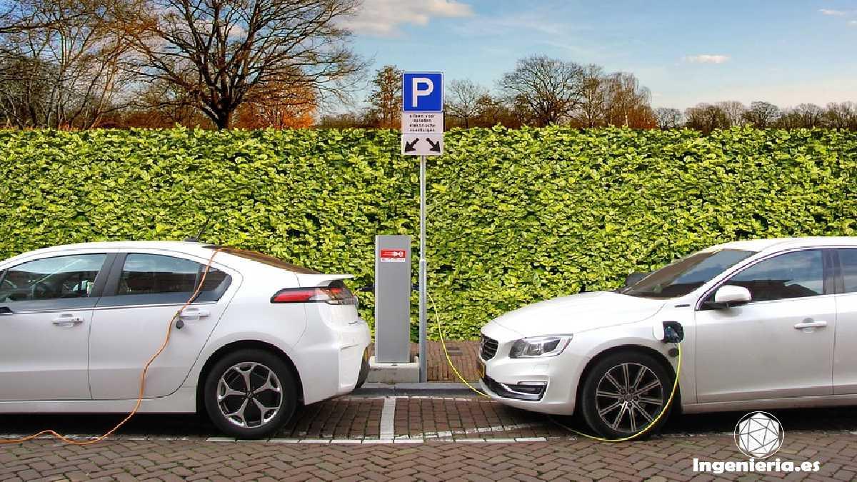 métodos para cargar un coche eléctrico