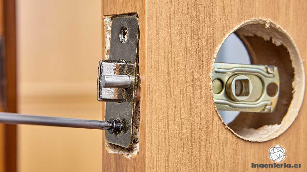 mecanismo cerradura