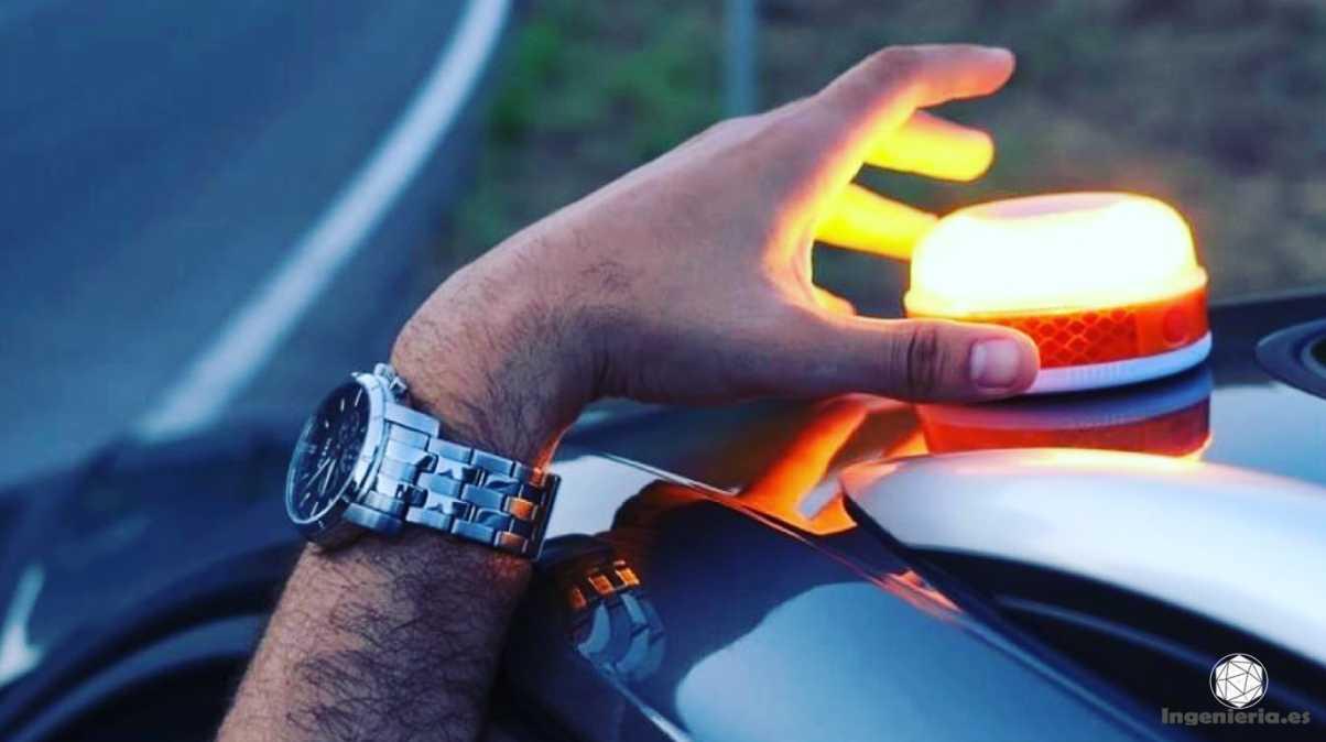 luces de emergencia v16